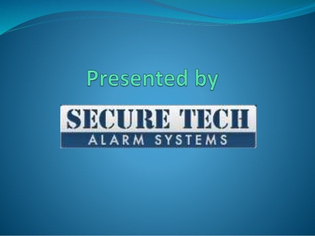 Keep your property safe by the help of alarm monitoring and GPS tracker. Systems. Secure Tech spechlizes in offering such ...