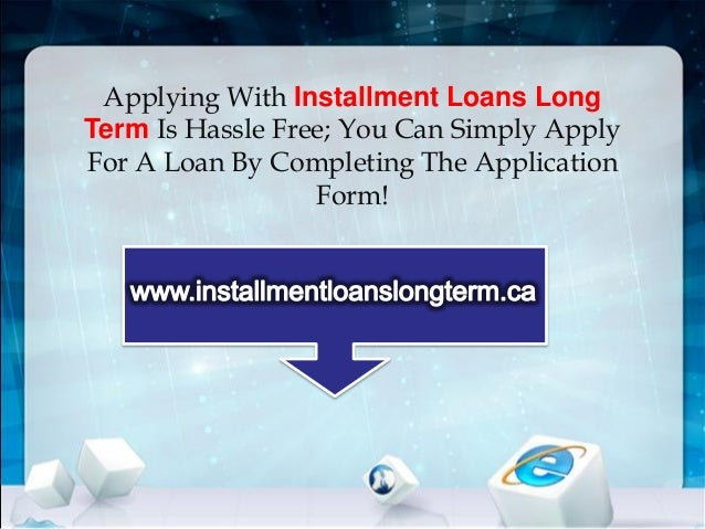 Installment Loans Long Term - Pension Loans For 200