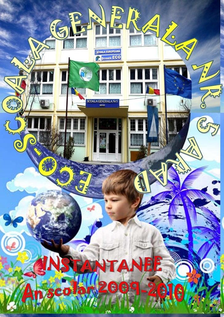 Instantanee 2009-2010