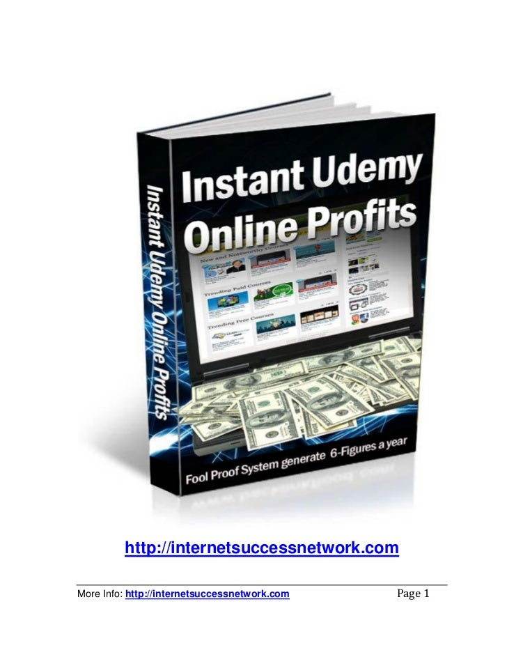 http://internetsuccessnetwork.comMore Info: http://internetsuccessnetwork.com   Page 1
