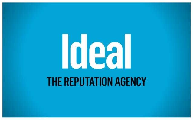 Apresentação institucional IDEAL 2014