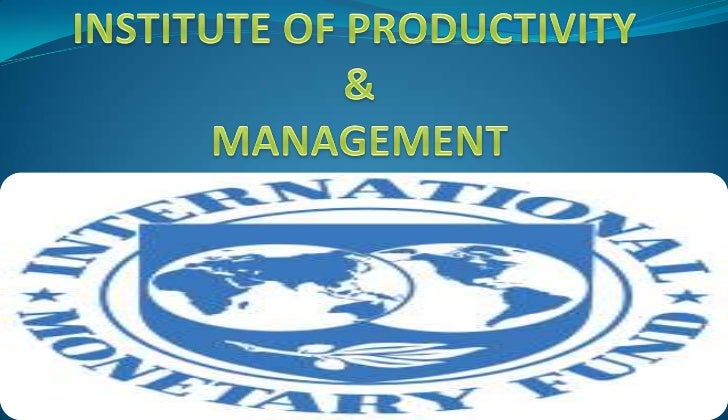 Institute of productivity (eb)