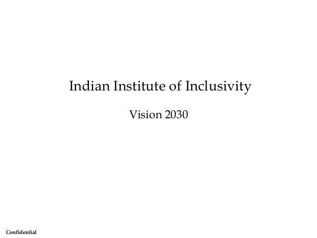 Institute of Inclusivity