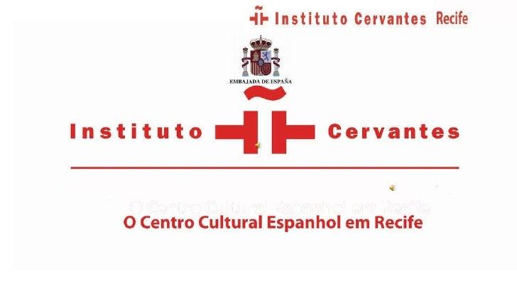 Instituto Cervantes  Gobierno De EspañA