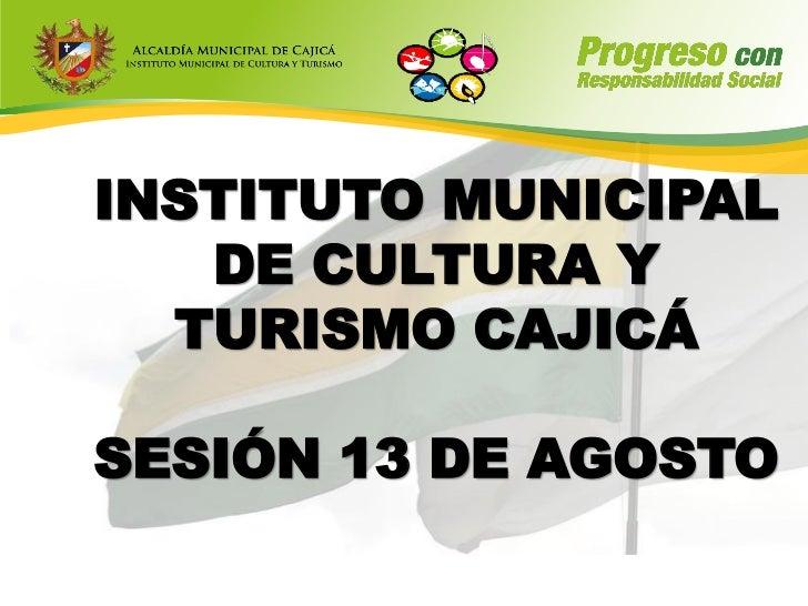Instituto de cultura