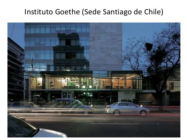 Instituto Goethe (Sede Santiago de Chile)