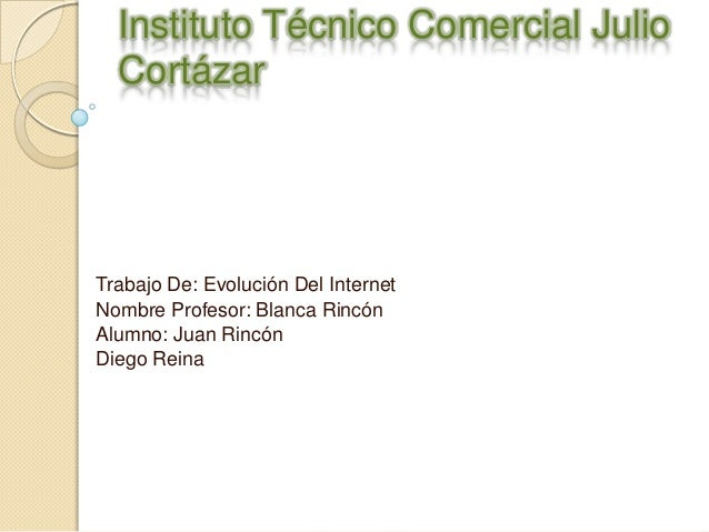 Instituto técnico comercial julio cortázar 10