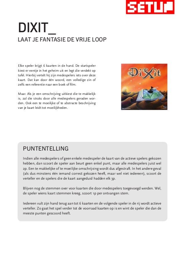 Gamestorm AgentschapNL - instructie serious games