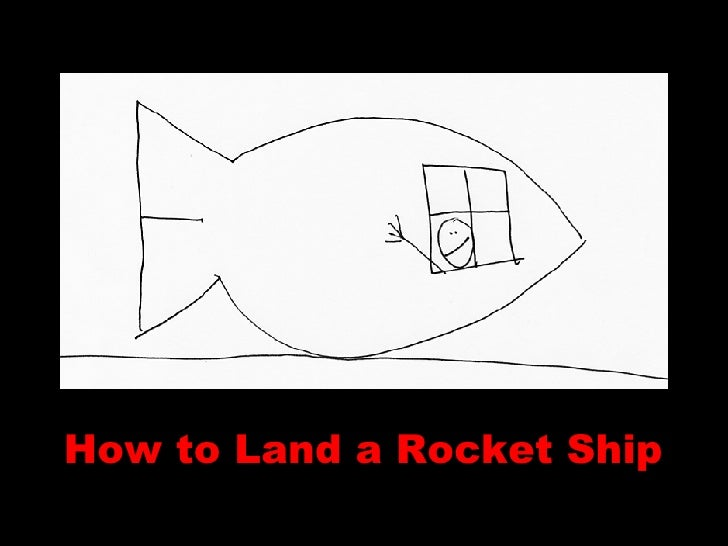 How to Land a Rocket Ship