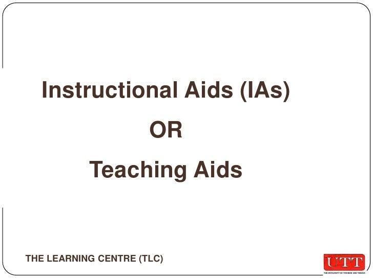 Instructional aids presentation 21 9-11  (2)