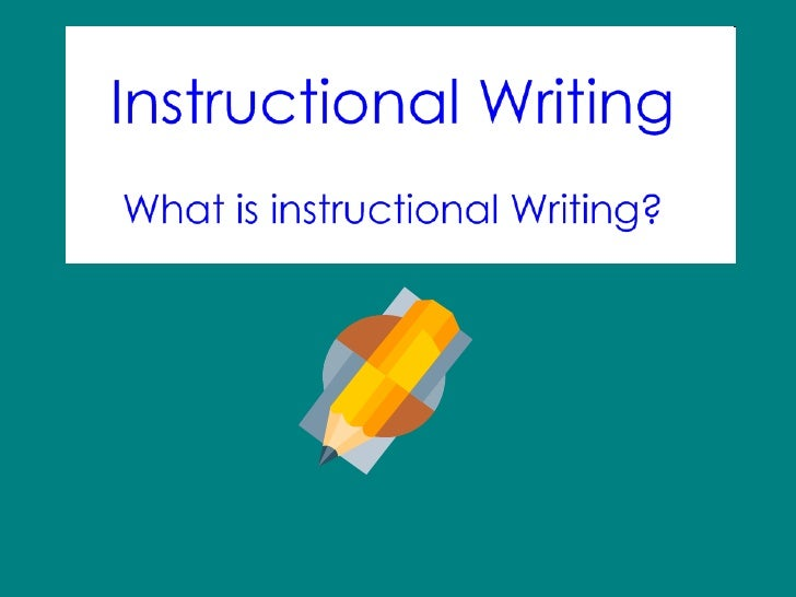 Essay writing instructional words