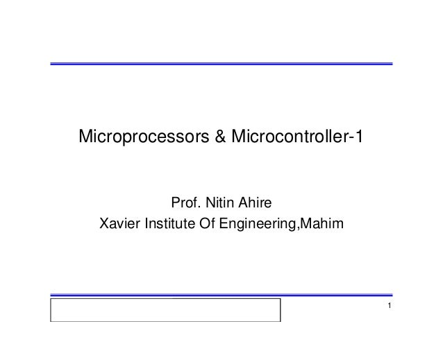 8051 micro controllers Instruction set