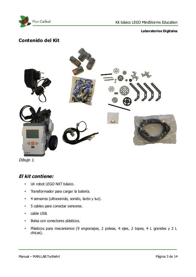 Instructivo kit basico_lego_mind_storms_education