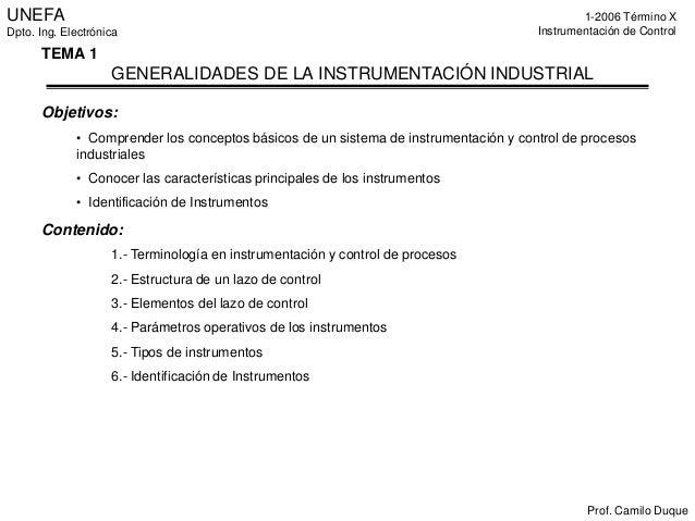 UNEFA                                                                                         1-2006 Término XDpto. Ing. E...