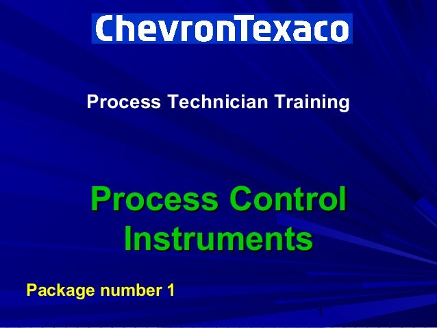 fundamentals of industrial instrumentation and process Instrumentation and control: the course will cover fundamentals of temperature, pressure, flow, and level measurements process control loops and tuning, with process control exercises.