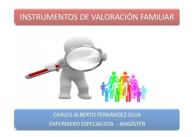 Instrumentos de valoración familiar