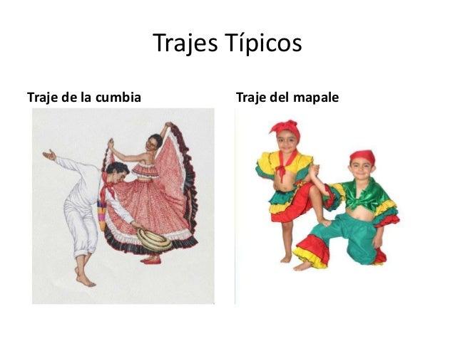 Traje Tipico De Colombia Cumbia