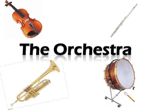 Instruments in the school