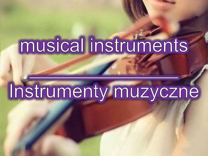 Instrumenty ania