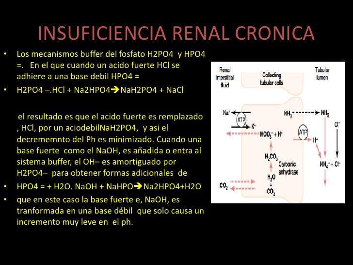 Insuficiencia renal cronica pediatria
