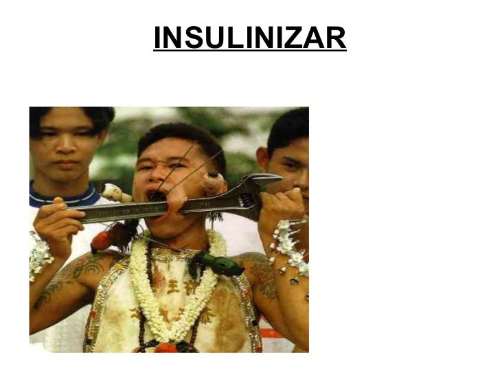 INSULINIZAR