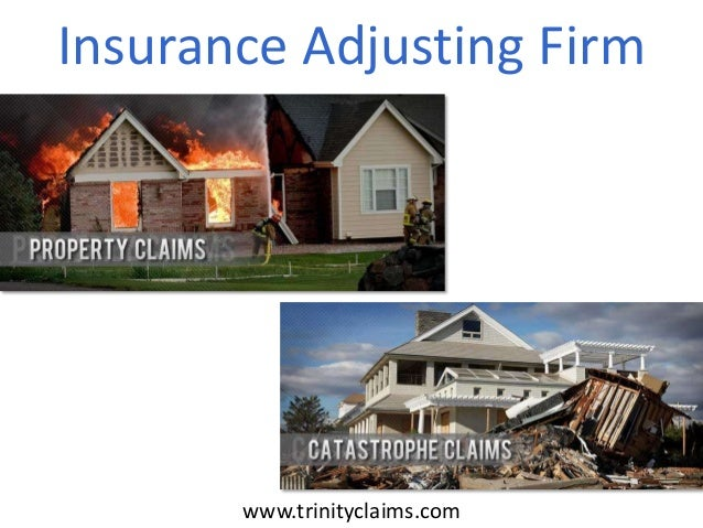 Insurance Adjusting Firm