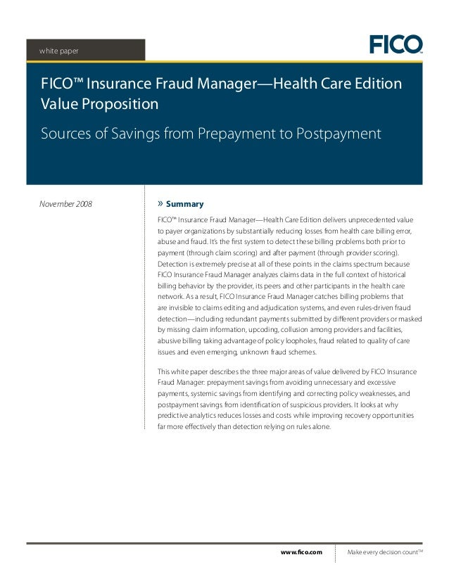 insurance fraud essays Insurance fraud essays: over 180,000 insurance fraud essays, insurance fraud term papers, insurance fraud research paper, book reports 184 990 essays, term and.