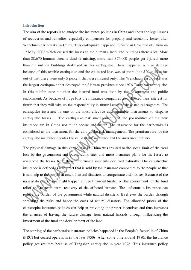 Earthquake essay - Great College Essay - Journey Mexico