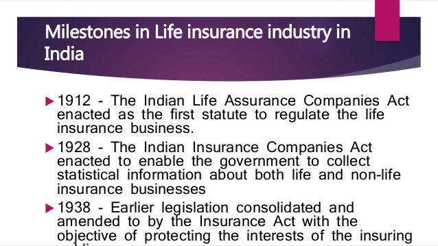 case study of life insurance in india