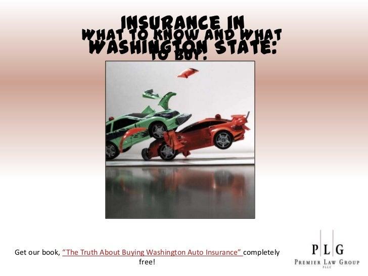 Insurance slidedeck