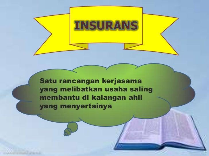 Insurans