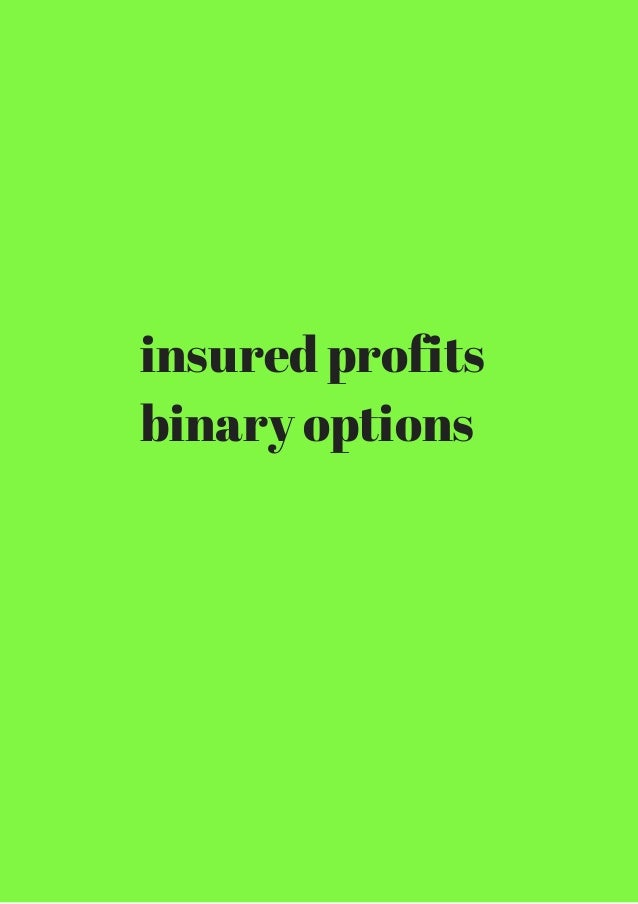 Binary cap option