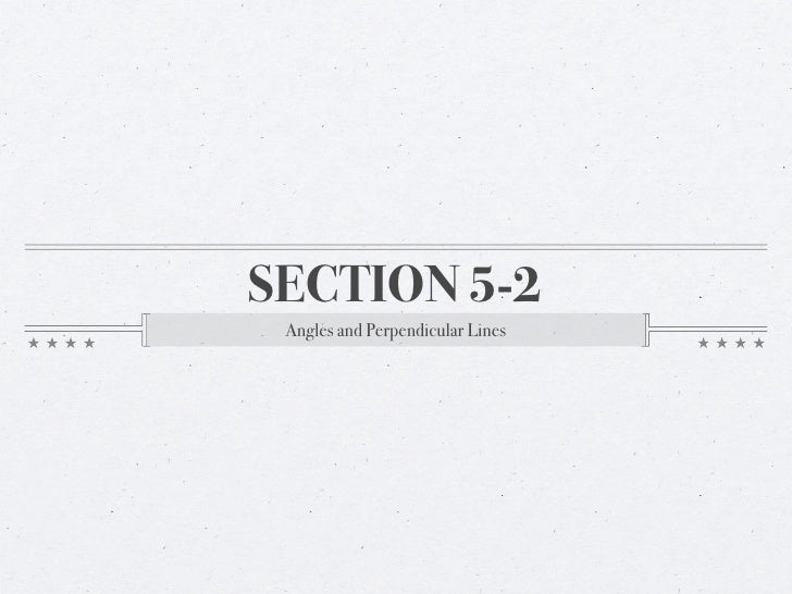 Integrated Math 2 Section 5-2