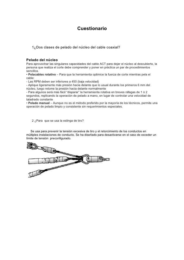 Intalacion De Cable Coaxial[1].