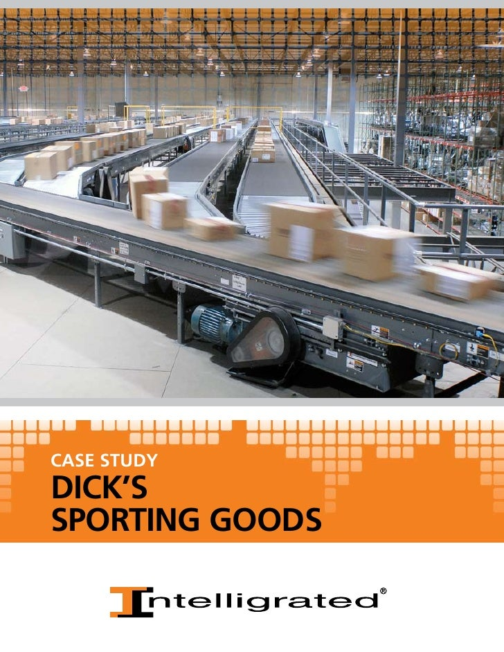 CASE STUDYDICK'SSPORTING GOODS