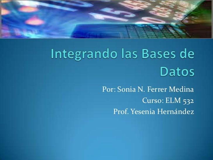 Integración bases datos asig. 2