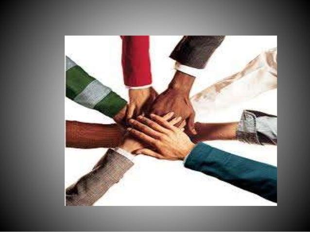 • Proceso de interacción dentro del grupo. • Fuerza interna que mueve la acción del grupo desde el inicio de su formación ...