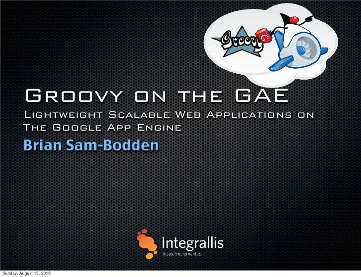 Integrallis groovy-cloud