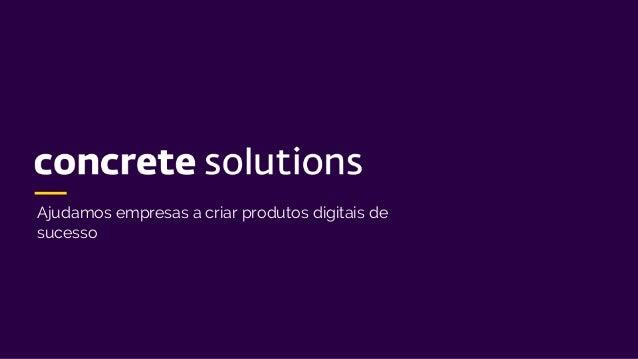 Ajudamos empresas a criar produtos digitais de sucesso