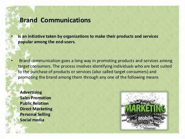 marketing communications essays Free essay: international marketing integrated marketing communication (imc) is an approach used by organisation to brand communications where different.