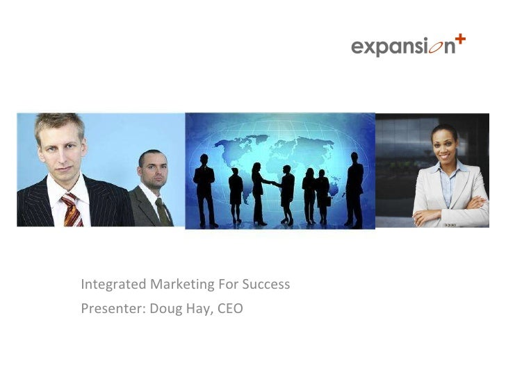 Integrated marketing for success