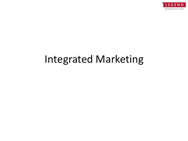 Introduction to Integrated Marketing