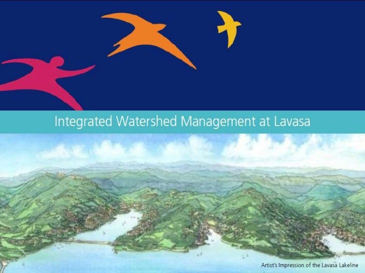 Integrated watershed management