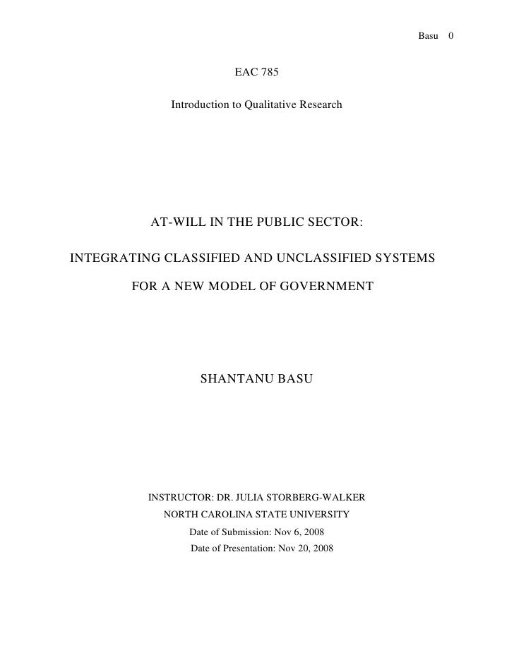 Integrating classified and unclassifed systems in the public sector