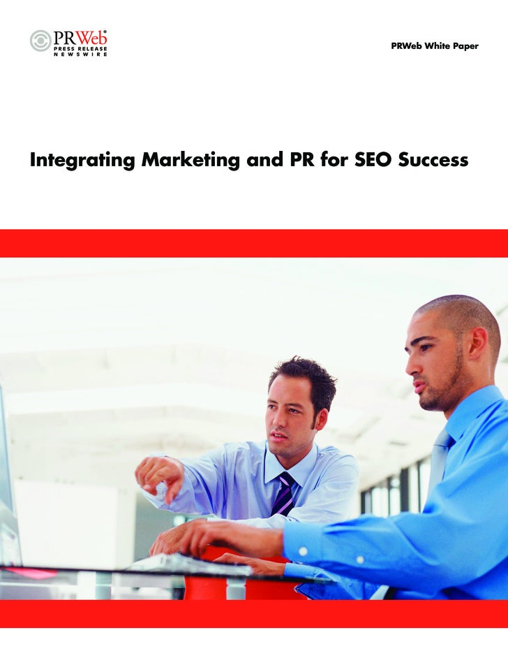 Integrating Marketing And Pr For Seo Success