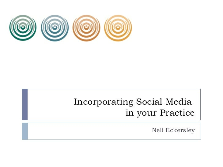Integrating social media into your educational practice ouboces