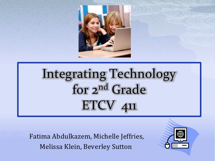 Integrating Technology Group Ppt