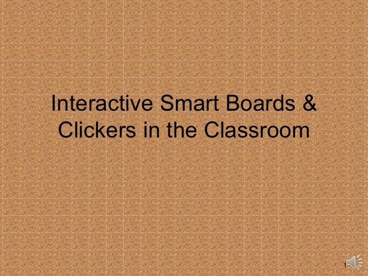Integrating technology presentation