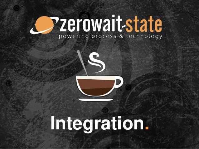 Integration presentation
