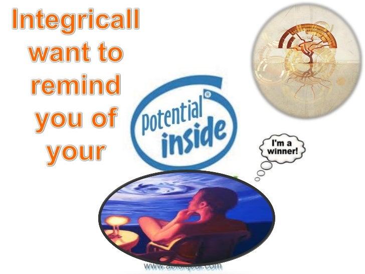 Integricall mind power